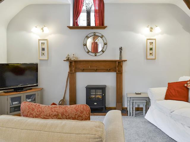 Welcoming living area | Well House Hayloft, Belford