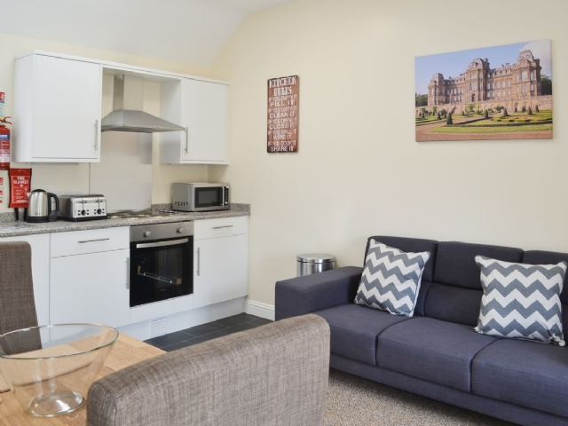 Open plan living/dining room/kitchen | 10 Newgate - The Museum, Barnard Castle