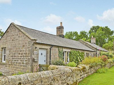 Exterior | East Priest-Dean Cottage, Ellingham, Seahouses