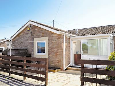 Exterior | Laurel Cottage, Beadnell near Seahouses