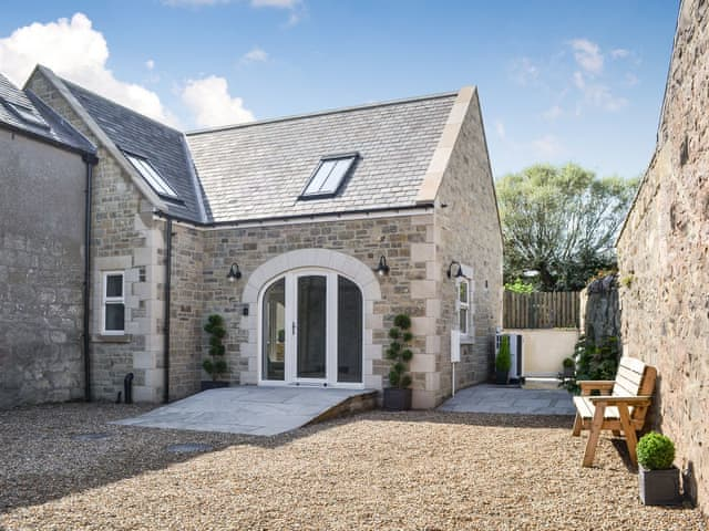 Lovely holiday property | The Arches, Newton-by-the-Sea, near Alnwick