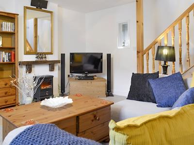 Welcoming living room | Stonechester Cottage, Hamsterley, near Bishop Auckland