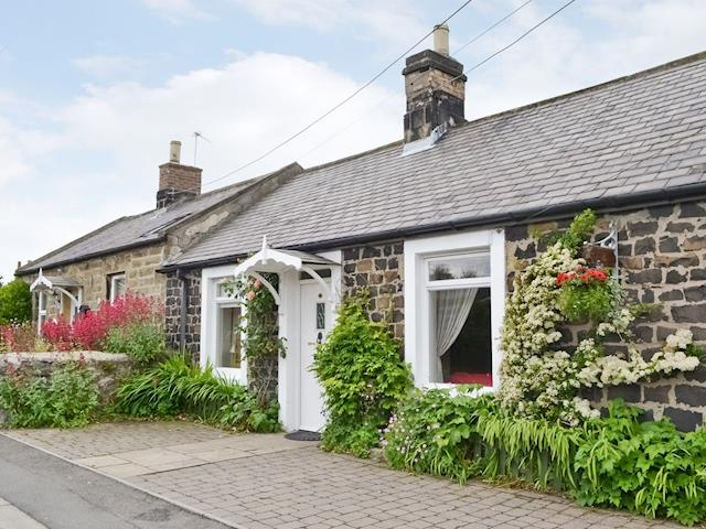 Exterior | Botany and Primrose Cottages - Botany Cottage, Christon Bank, nr. Alnwick