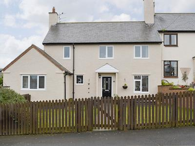 Attractive semi-detached holiday home | Number Twenty Eight, Craster, near Alnwick