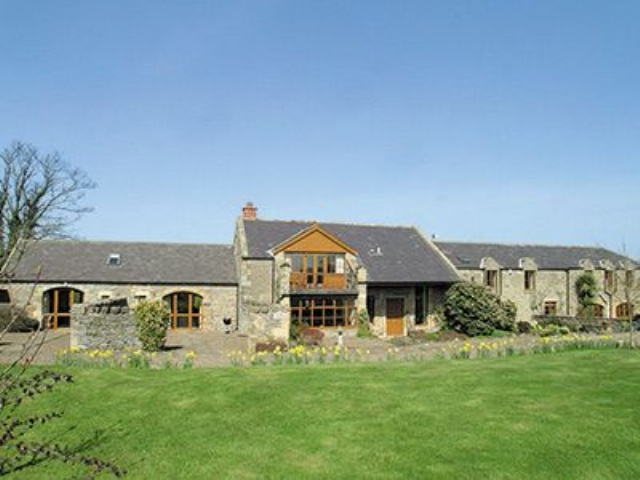 Exterior | The Old Mill Cottages - The Old Mill, Little Mill, nr. Craster