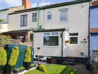 Warm and welcoming terraced house | Croeso, East Hedleyhope, near Lanchester