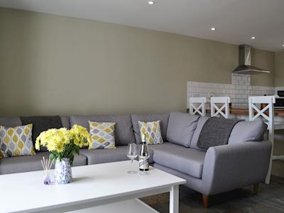 Open plan living space | The Stables - White House Cottages, Brandon, near Durham