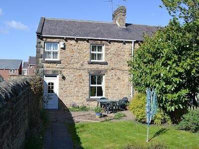 End-terrace holiday cottage | Urpeth Terrace, Chester-le-Street, near Durham