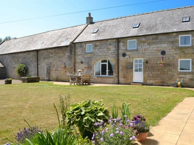 Stone built detached holiday home | Grangemoor Barn, Scots Gap, near Morpeth