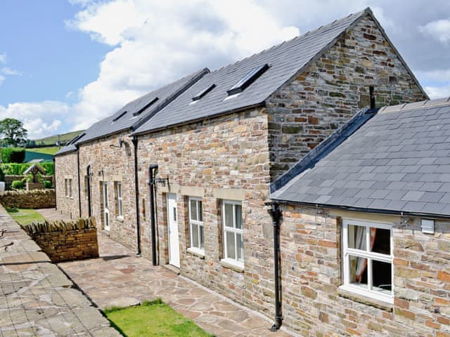 Exterior | The Wallaces - Wallace Cottage, Knarsdale, nr. Alston
