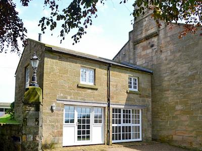 Attractive stone built holiday home | Plover Cottage, Sharperton, near Rothbury