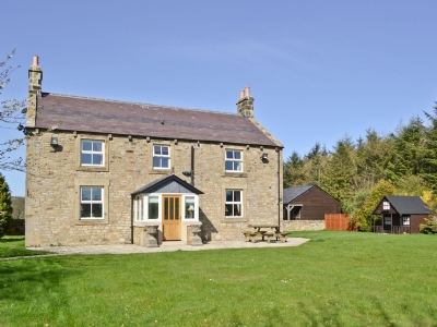 Exterior | Heathery Edge Farm, Newton, nr. Stocksfield