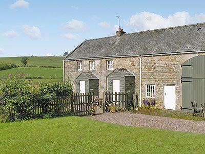 Exterior | The Old Rectory Cottages - Coachman's Cottage, Wark, nr. Hexham