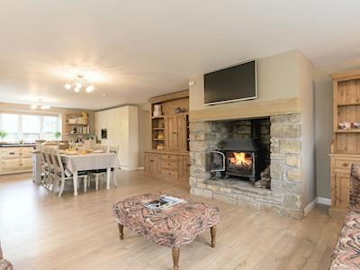 Well presented holiday home with character | West Steel, Whitfield, near Hexham