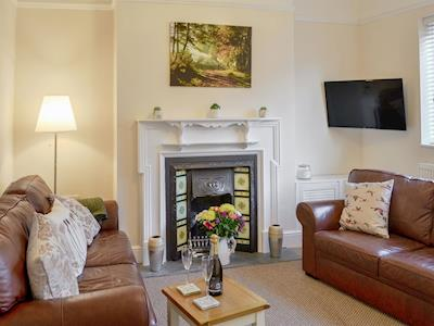 Comfortable living room | Driftwood, Newbiggin-by-the-Sea