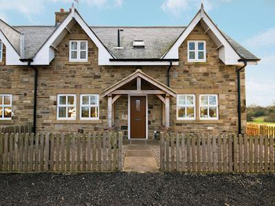 Exterior | Oakwood Cottage, Causey Park near Morpeth