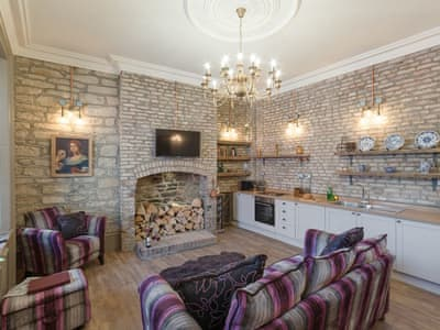 Stunning, luxury, ground floor apartment | The Collingwood - Newgate Apartments, Morpeth