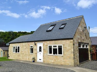 Exterior | The Lilac Bothy, Longhirst, near Morpeth
