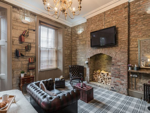 Luxury, first floor studio apartment | The Oldgate - Newgate Apartments, Morpeth
