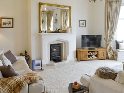 Welcoming living room | Bay View, Whitley Bay