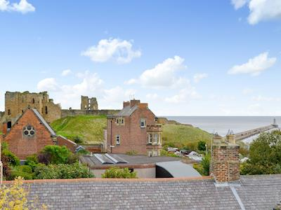 View from the window | Collingwood Loft, Tynemouth