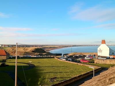 Beautiful views over the bay | Collywell Bay Cottage, Seaton Sluice, near Whitley Bay