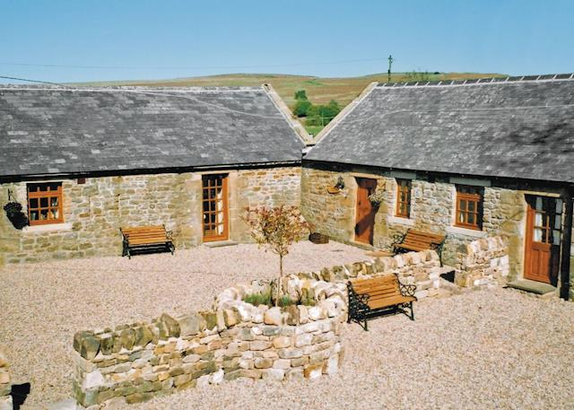 Exterior | Farmhouse Cottage, Otterburn