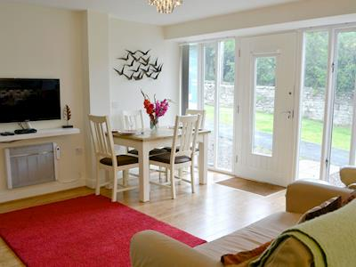 Light, airy open plan living/dining room/kitchen | Oak Tree CottagesOak Tree Cottage, Otterburn