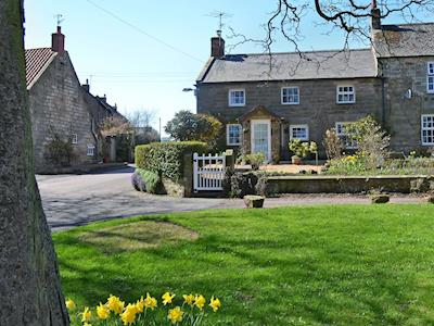 Delightful cottage | Frankel Cottage, Whittingham, near Alnwick