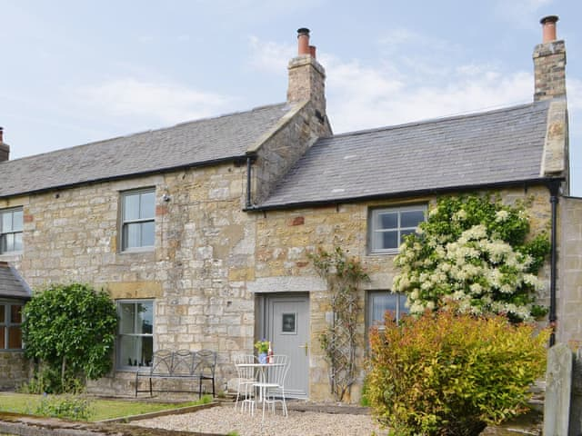 Charming stone-built holiday home | Greenyard Cottage, Longhorsley, near Morpeth