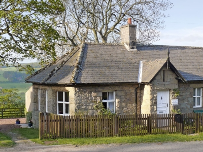 Exterior | Pele Cottage, Tosson, nr. Rothbury