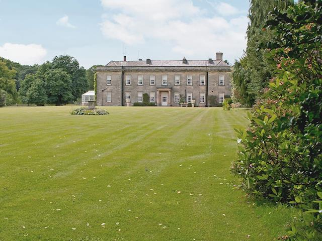 Gracious Grade II listed Georgian House | The East Wing - Dower House & East Wing, Whittingham, Alnwick