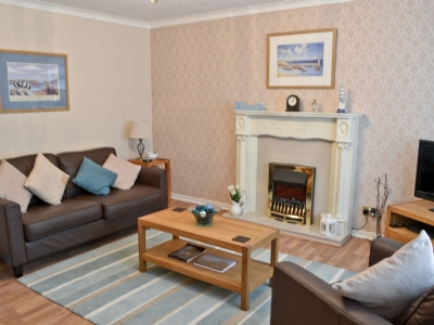 Living room | Aidan, Seahouses