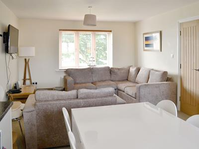 Spacious open plan living/dining room/kitchen | Craster House at Seahouses, Seahouses