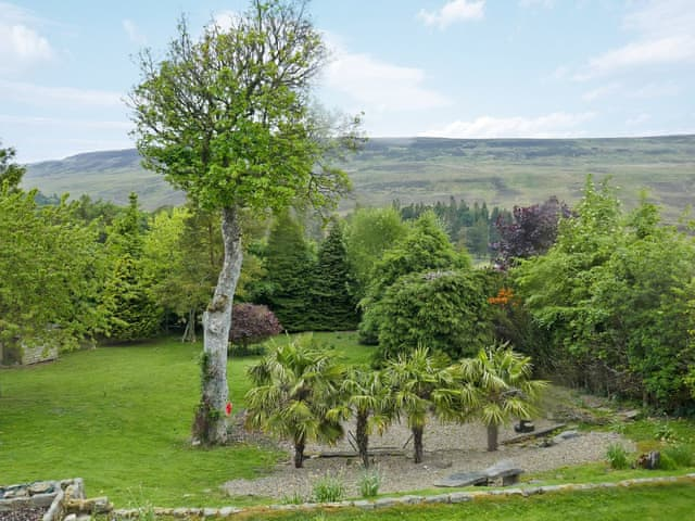 Wonderful views over the garden and beyond | Belle View, near Frosterley