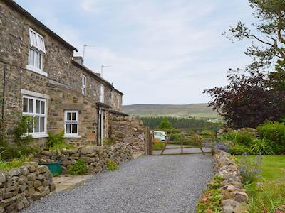 Exterior | Scarcroft Cottage, Holwick, Upper Teesdale