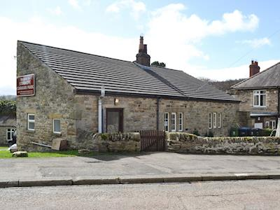 Detached holiday cottage | The Butts Cottage, Stanhope