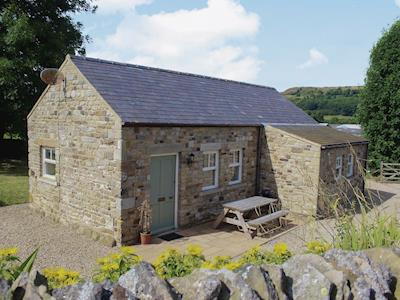 Charming detached cottage in Wearside | Yeka Byre Cottage, Frosterley, near Stanhope