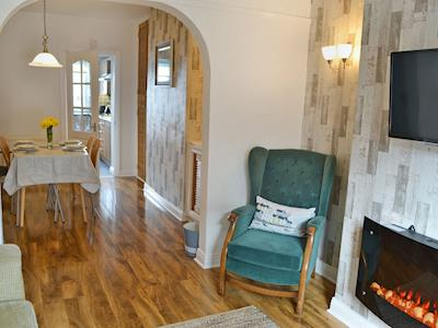Spacious living/dining room | Harbour Walk, Amble, near Warkworth