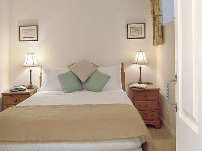Double bedroom | Akeld Manor - Freesia Cottage, Akeld, Wooler