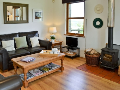 Living room | Spylaw Farm - Homildon House, South Hazelrigg, nr. Wooler