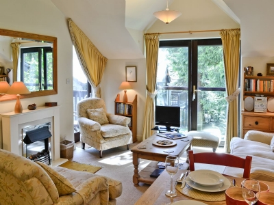 Open plan living/dining room/kitchen | Redwoods, Loughrigg, nr. Ambleside