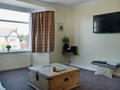 Welcoming living room | Highcross, Poulton-le-Fylde, near Blackpool