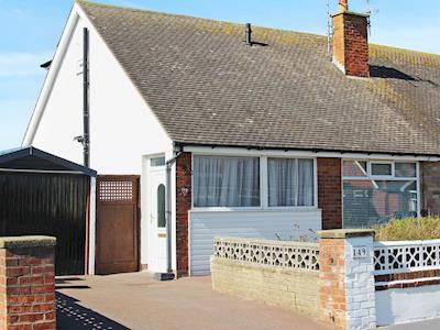 Exterior with driveway | Kirkstone, Norbreck, near Blackpool