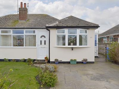 Attractive holiday home | Rossall Beach Cottage, Rossall, near Thornton-Cleveleys.
