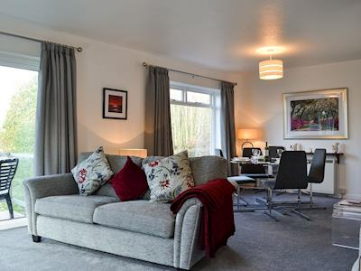 Living room/dining room | Cloverley, Bowness-on-Windermere