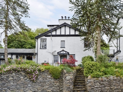 Exterior | Howe Cottage, Bowness-on-Windermere