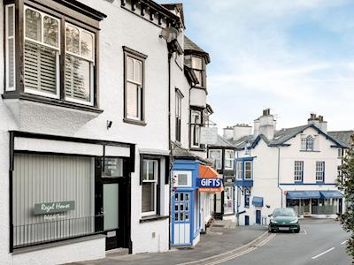 Traditional stone and slate Edwardian property | Regal House ApartmentsThe View, Regal House ApartmentsThe Courtyard, Bowness-on-Windermere