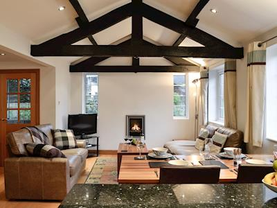 Open plan living space | Castle Howe, Rosthwaite, near Keswick