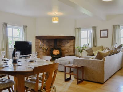 Wonderful open plan living space | Pussywillow Cottage, Rowrah, near Cockermouth